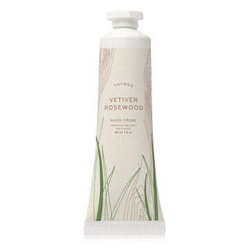 Thymes Vetiver Rosewood Hand Cream 1oz