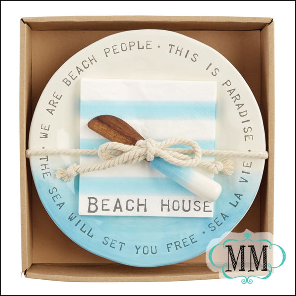 Beach House cheese set - Housewares