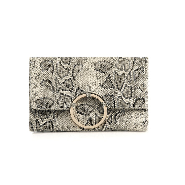 Cameron Fold Clutch By Shiraleah