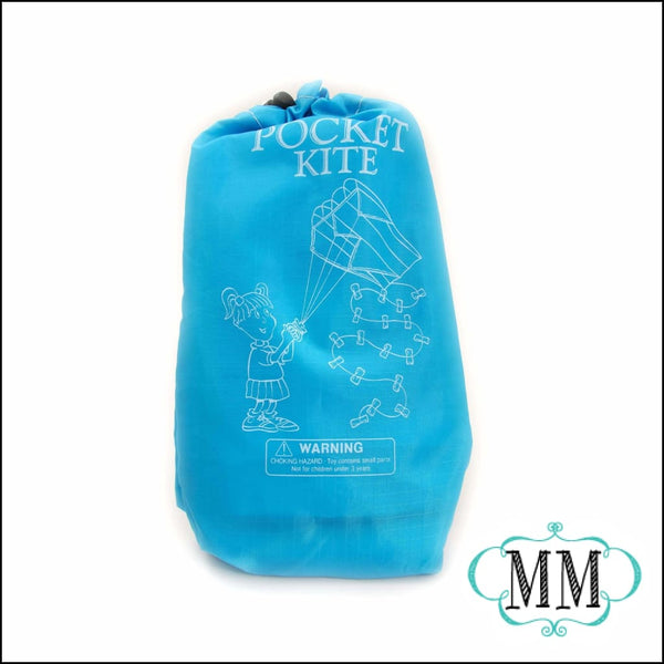 Miniature Kite - Blue - Kids Toys
