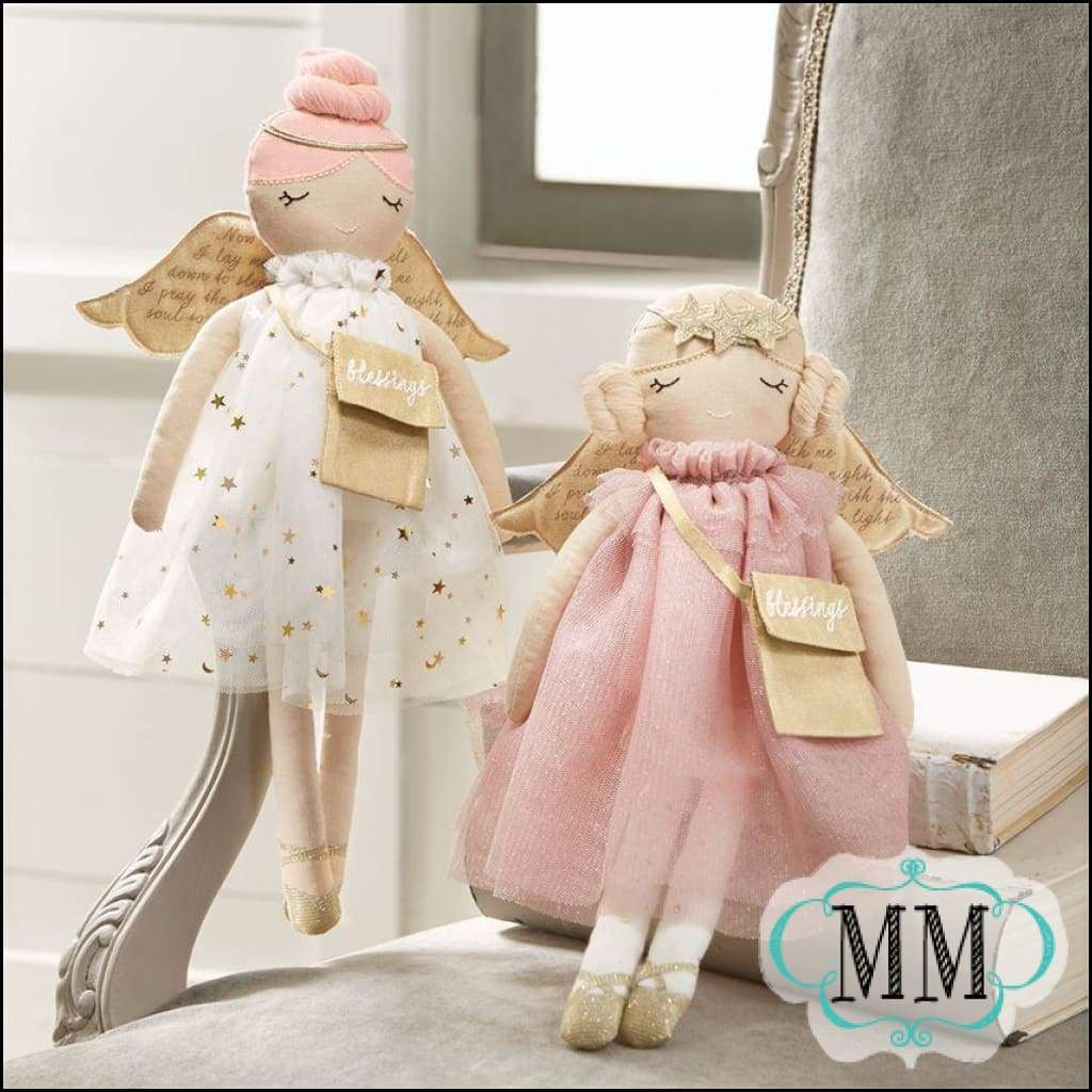Angel Dolls - 2 Styles - Gift