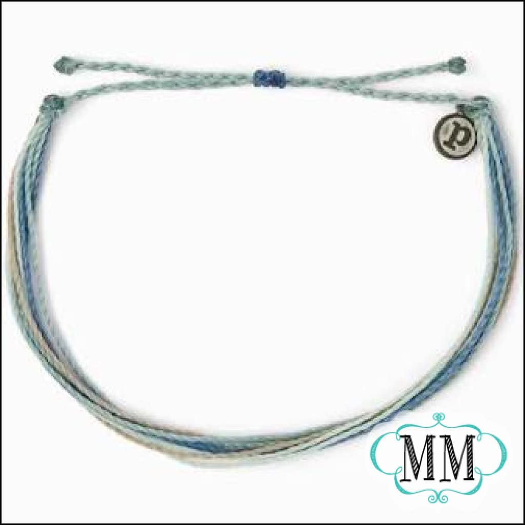 PURA VIDA ANKLET MULTI COLORS - April Showers - anklet