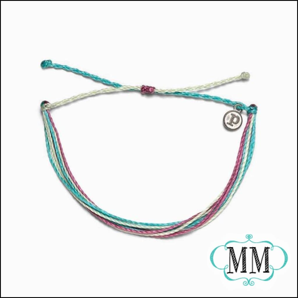 pura vida anklet assorted colors - anklet