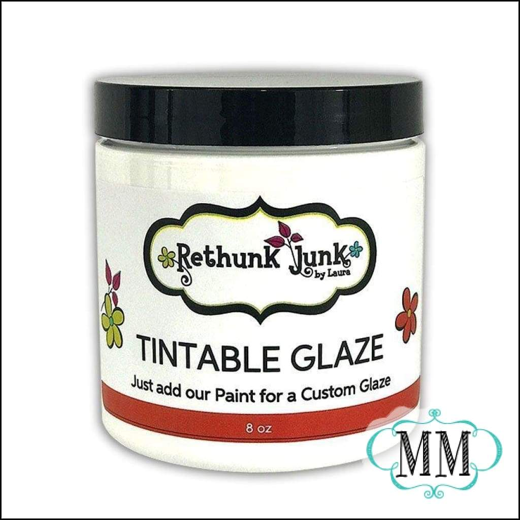 Rethunk Junk by Laura - 8oz Tintable Glaze - DIY