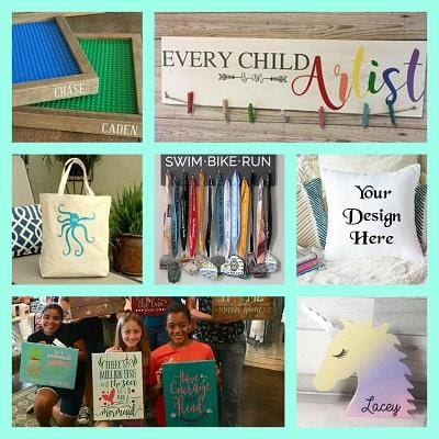 Summer Fun Passport Projects