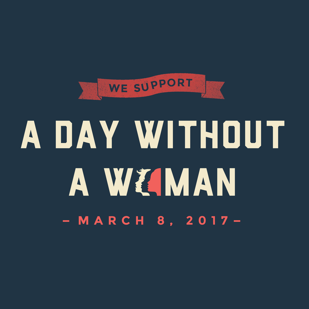 Kalen Biomedical | A Day Without Women - March 8, 2017