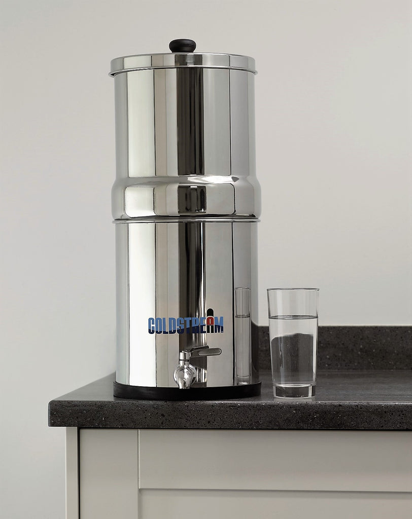 What's the big deal about a Gravity Water Filter System?