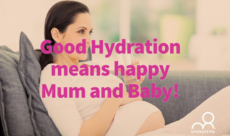 Pregnancy and hydration...