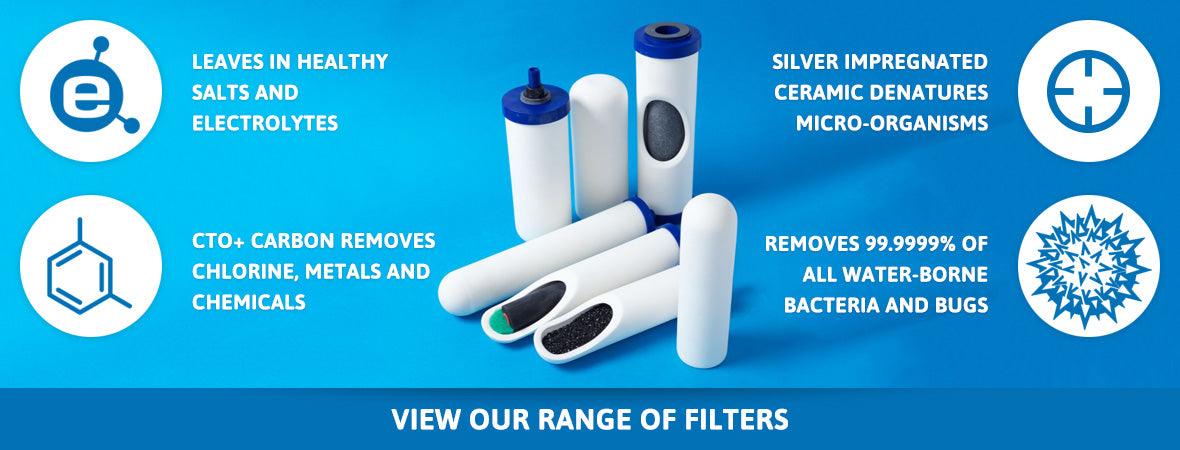 View our range of filters
