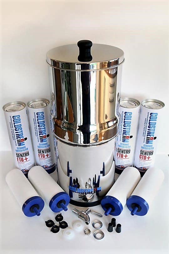 Coldstream Gravity Filter System