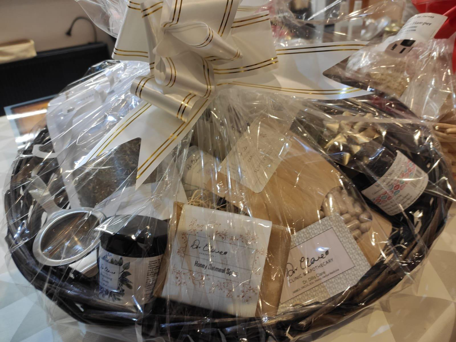Tummy Time Hamper - DrClareApothecary