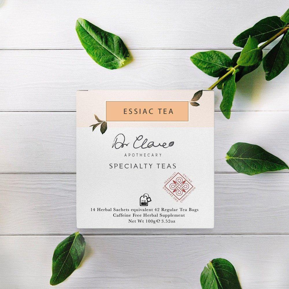 ESSIAC TEABAGS - DrClareApothecary