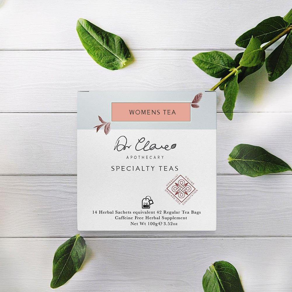 WOMENS TEABAGS - DrClareApothecary