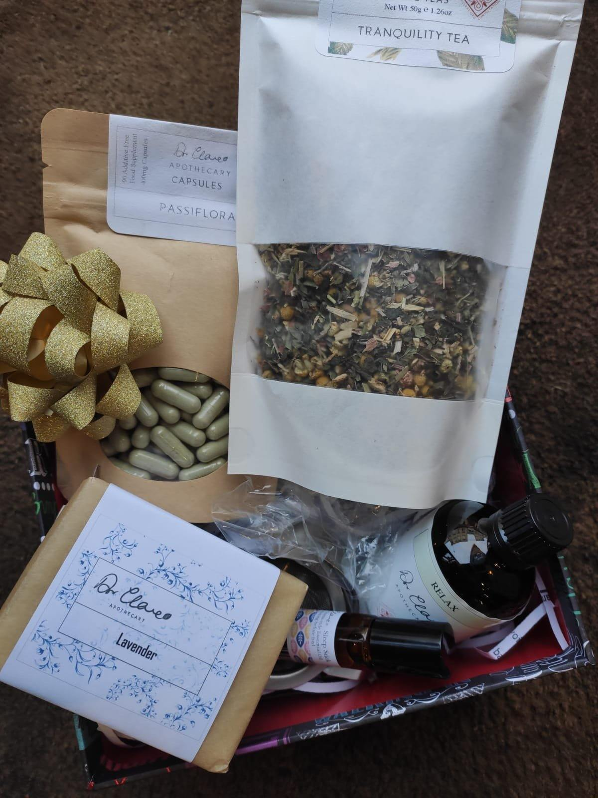 Relax Time Hamper