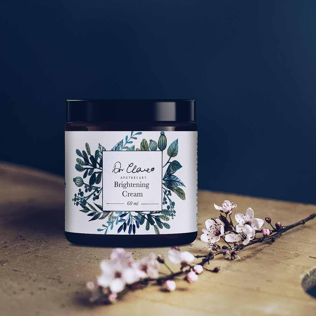 Brightening Liquorice Cream