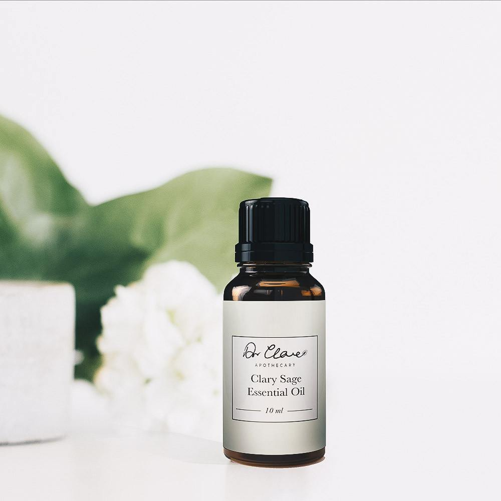 Clary Sage Essential Oil 10 ml - DrClareApothecary