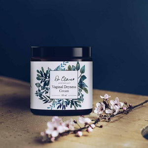 Vaginal Dryness Cream - DrClareApothecary
