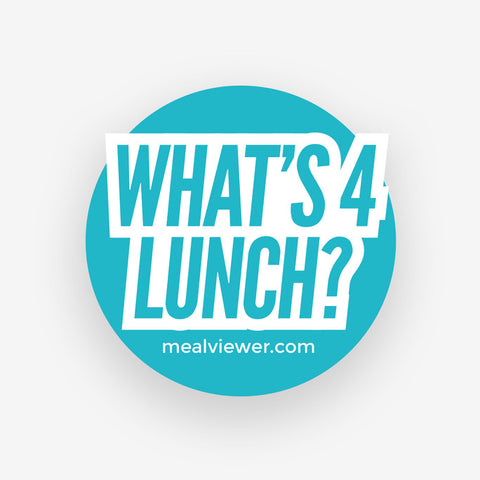 """What's 4 Lunch?"" Magnet - 10 Pack"