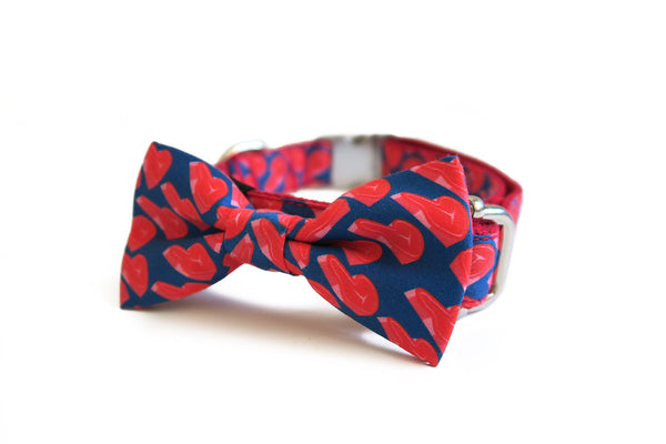 Meat Lovers Bow Tie