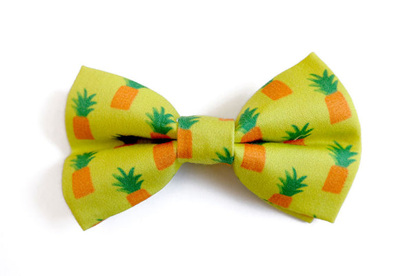 Pineapple Colada Bow Tie