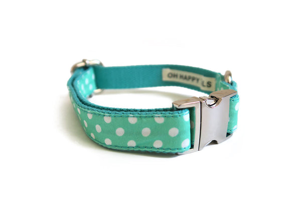 Preppy Polkadot Collar