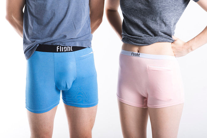 Pickpocket Proof Underwear
