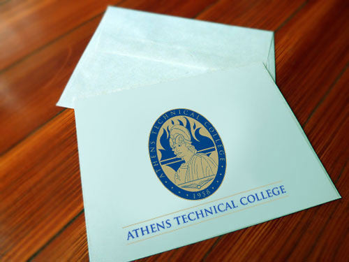 Athens Technical College - Announcement Style 1