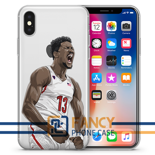 A-Town Basketball iPhone Case