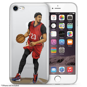 AD-23 Basketball iPhone Case