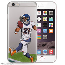 AT Football iPhone Case