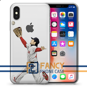 Air Benny Baseball iPhone Case