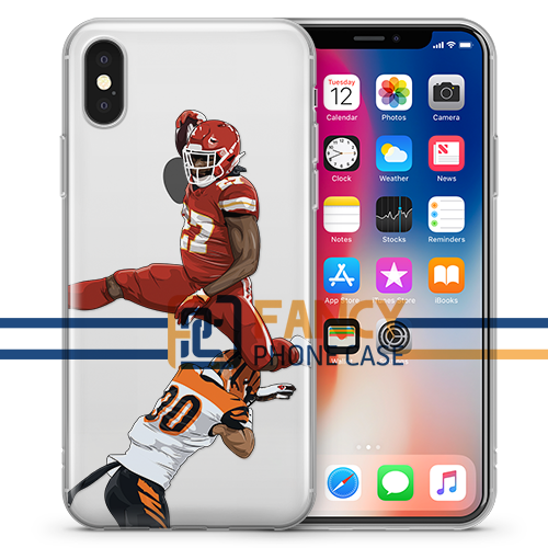 Air kareem Football iPhone Case