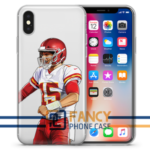 Airshow Football iPhone Case