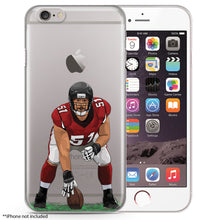 Alex Football iPhone Case