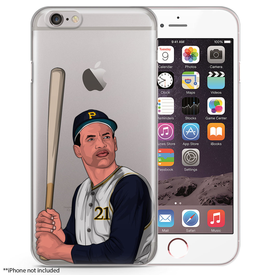 Arriba Baseball iPhone Case