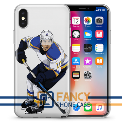 Bduhn Hockey iPhone Case