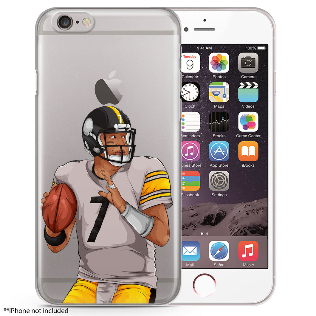 Big Ben Football iPhone Case