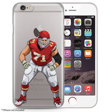 Bigfoot Football iPhone Case