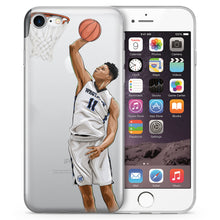 Black Bamba Basketball iPhone Case
