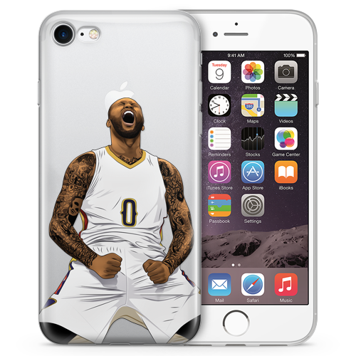 Boogie NOP Basketball iPhone Case