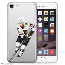 Bread Man Hockey iPhone Case