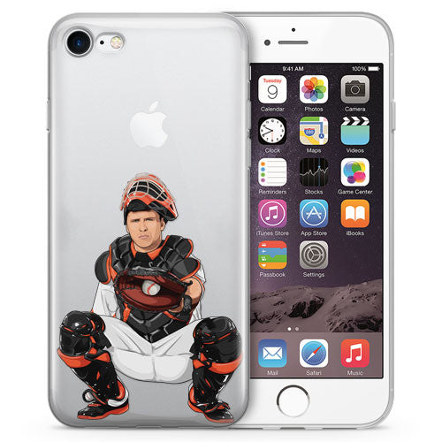 Buster Baseball iPhone Case