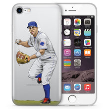 Captain America Mets Baseball iPhone Case