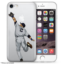 Captain Clutch Baseball iPhone Case
