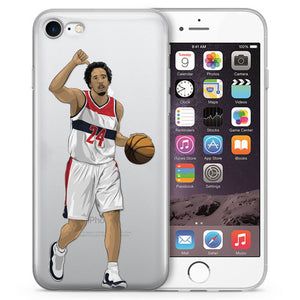 Captain Hook Basketball iPhone Case