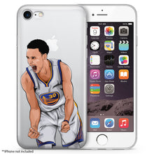 Chef Curry Basketball iPhone Case