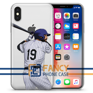 Chuck Nazty 2 Baseball iPhone Case