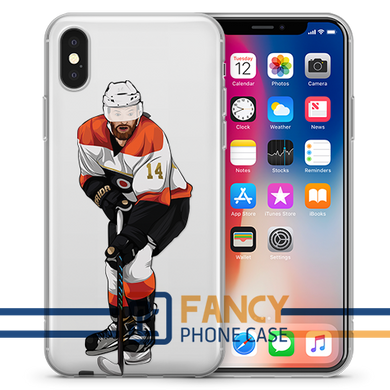 Coots Hockey iPhone Case