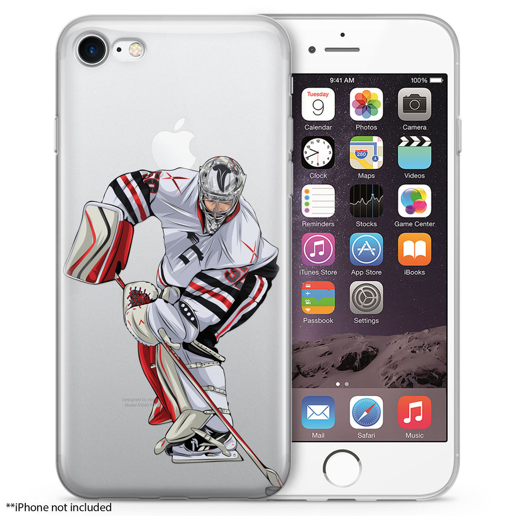 Crawesome Hockey iPhone Case