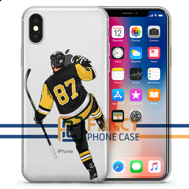 Creature Hockey iPhone Case